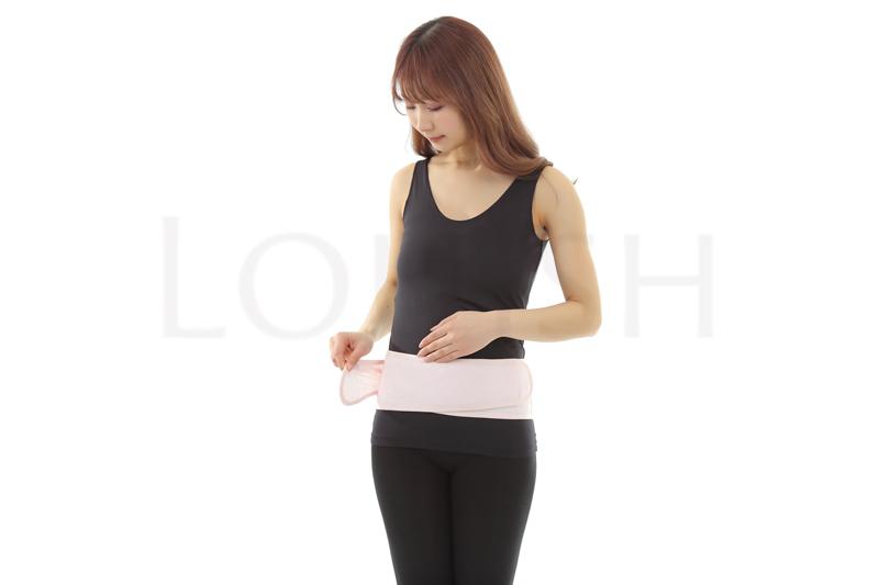 LOUISH妊婦帯取り付け方法